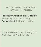 Social Impact in Finance