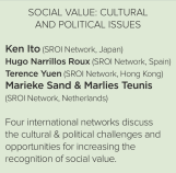 Social Value Cultural and Political