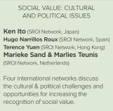 Social Value Cultural and Political
